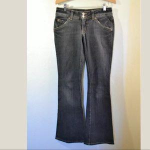 Hudson Gray Bootcut Jeans Size 26 x 31